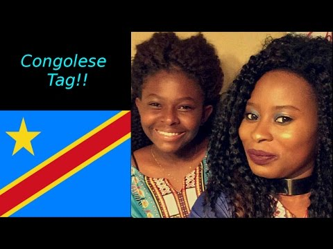 CONGOLESE TAG!(Dating African Men, Gossip,Food)