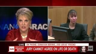 Nancy Grace smacks down Jodi Arias friend
