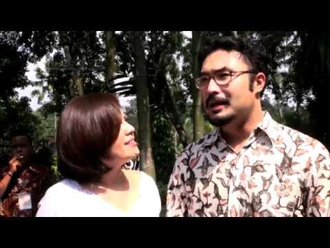 Surya Jadi Tamu Spesial di Pernikahan Dewi Sandra