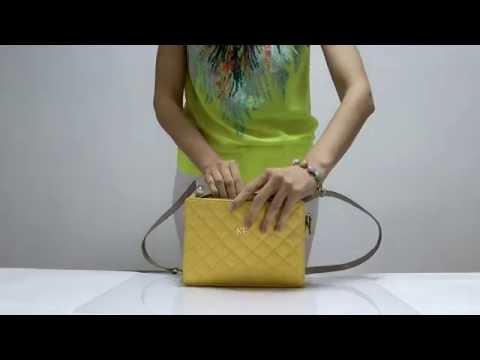 Женская кожаная сумка через плечо Katerina Fox 30-6041