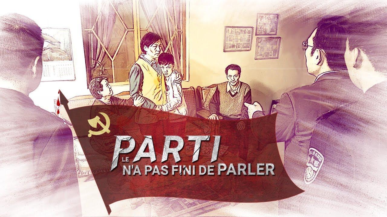 « Le parti n'a pas fini de parler ! » Film chrétien Bande-annonce officielle