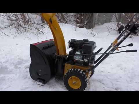 Обзор снегоуборщика RedVerg rd-250-65e