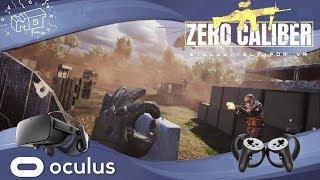 Zero Caliber / Oculus Rift (2019 für PSVR ) ._. First impression / deutsch / german