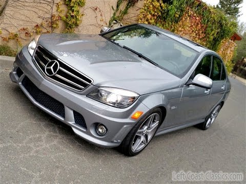 2009 mercedes benz c63 amg w p30 performance package youtube. Black Bedroom Furniture Sets. Home Design Ideas