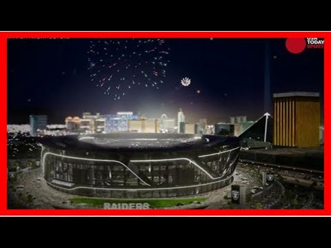 Las Vegas Raiders set to unveil $1.9 billion Allegiant Stadium ...