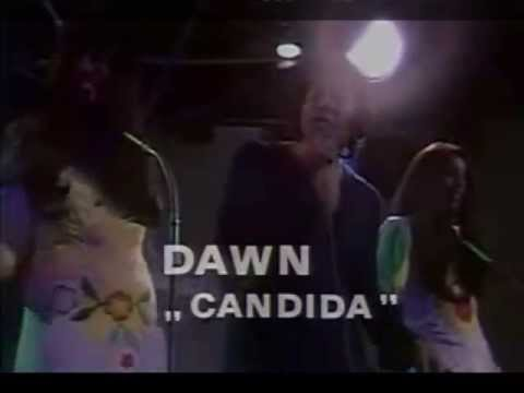Tony Orlando & Dawn   Candida - full version
