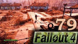 Fallout 4 Automatron PS4 Прохождение 79 Школа в Южном Бостоне и Юниверсити-пойнт