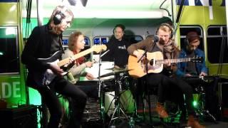 Okta Logue live acoustic - title? - Reeperbahn Festival Hamburg 2013