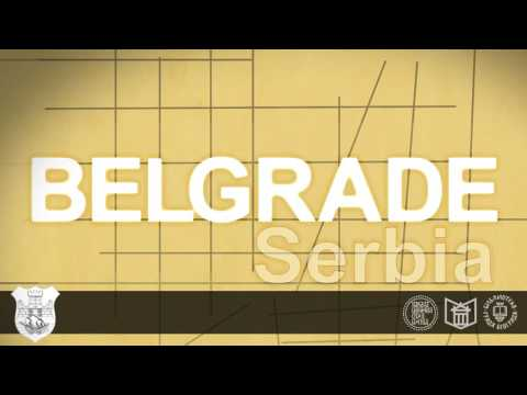 Belgrade World Book Capital 2018 - promo video