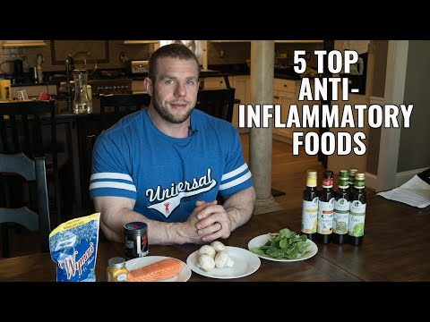 5 Top Anti-Inflammatory Foods with Chris Tuttle