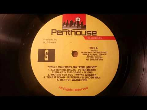 Pliers - Snake In The Grass - Penthouse LP
