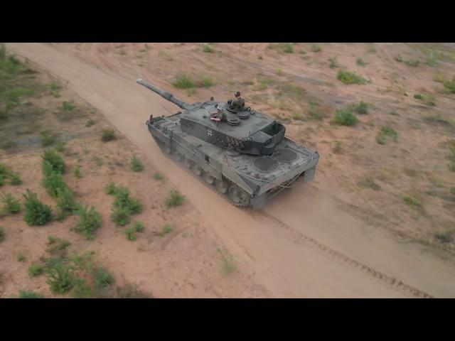 8. internationales Militärfahrzeugtreffen - Saarhara 2018