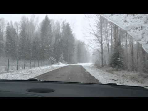 Weather in estonia 1st April 2014