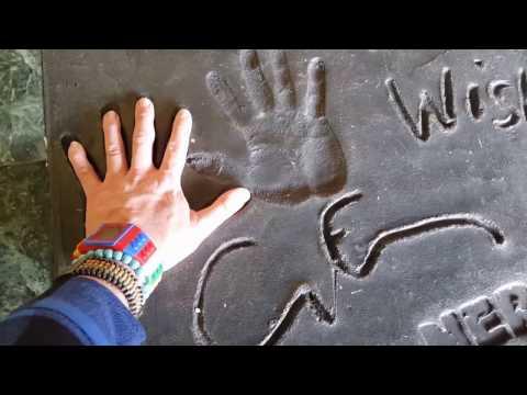 #202 (2/27/2017) The Secret Handprints of the Vista Theatre
