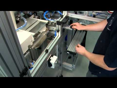 RSG open´s your mind: Patented Sewing Process Monitoring