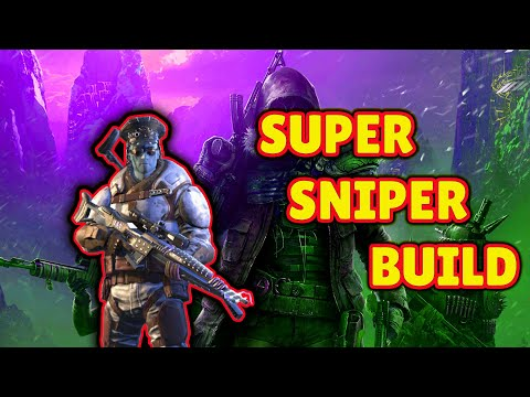 wasteland 3 sniper build crazy damage |