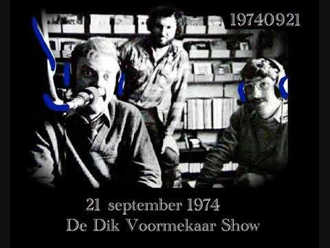 De Dik Voormekaar Show - 21 september 1974