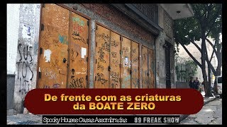 Spooky Houses e 89 Freak Show - Boate Zero