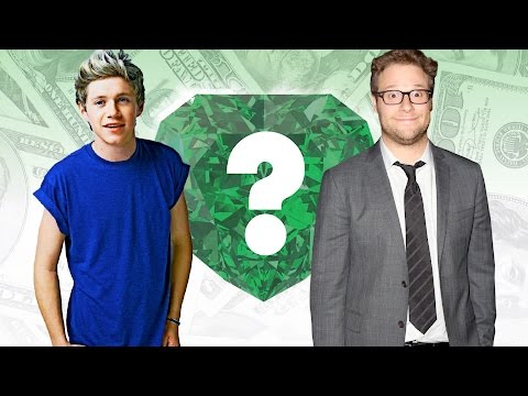 WHO'S RICHER? - Niall Horan or Seth...