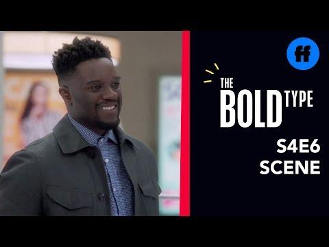 The Bold Type Season 4, Episode 6 | Alicia Hits On Alex | Freeform