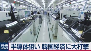 韓国への輸出制限で半導体に大ダメージ 日本への影響は?専門家に聞く 【インタビュー全編/概要欄に一部抜粋】 thumbnail