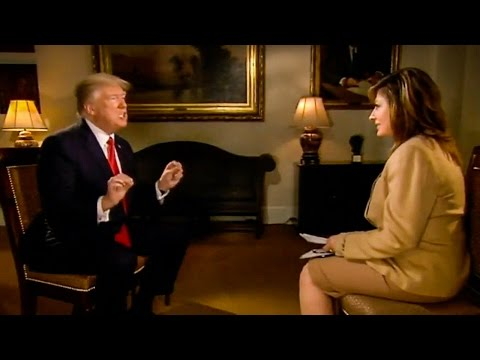 In Bizarre Interview: Trump Talks Chocolate Cake & Forgets What Country He Bombed - The Ring Of Fire