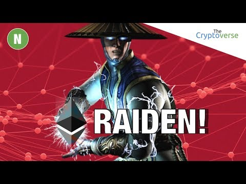 Ethereum To Go Mainstream🎉 With Raiden Testnet / Hong Kong Official Statement On ICOs (Cryptoverse)