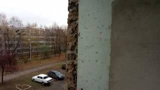 видео Демонтаж балконного блока и рамы остекления
