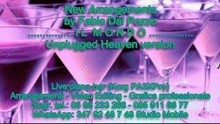 Fabio Dal Pozzo & Korg Pa3x - IL MONDO - Unplugged Heaven version - MP3 320 video Full HD