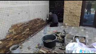 видео Натуральный камень для строительных объектов