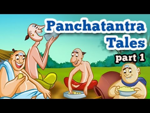 Panchtantra Ki Kahaniya | Full Episode in Hindi For Kids - Vol 3