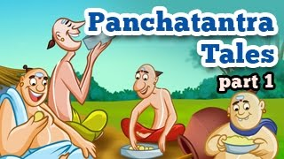 Panchtantra Ki Kahaniya | Full Episode in Hindi For Kids - Vol 3