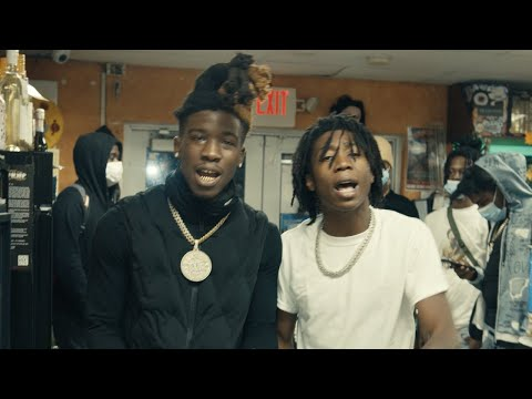 """Lil Loaded Feat. Hotboii """"Hard Times"""" (Official Video)"""