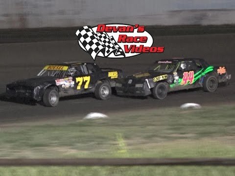August 15, 2015 | Econo A-Main | I-76 Speedway