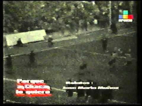 Los goles Chacarita Campeón