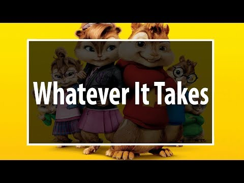 Imagine Dragons - Whatever It Takes (Chipmunks version)