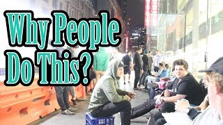 The REAL REASON People Line Up At APPLE STORES | iphone x iphone 10