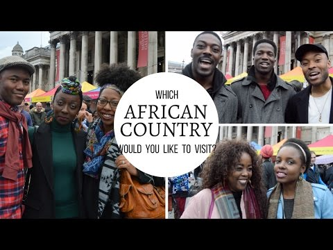 Which African Country Would You Like to Visit?