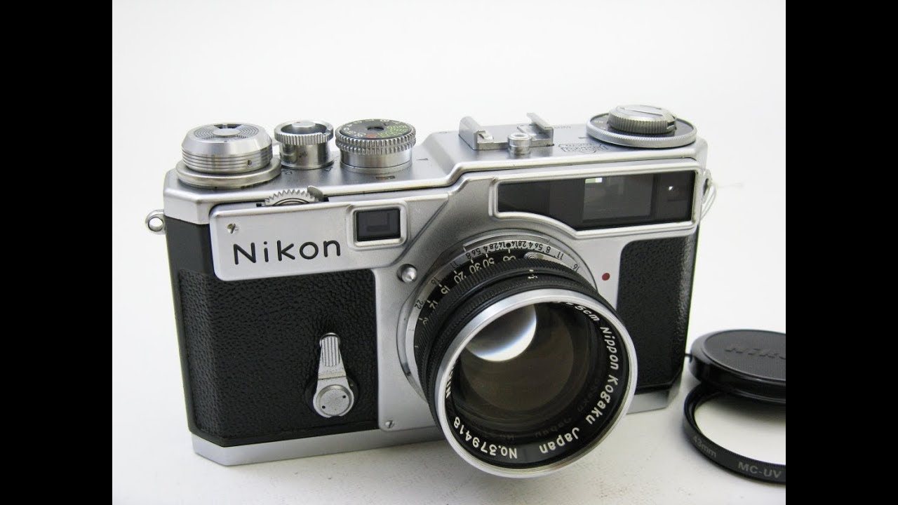 Nikon SP + Nikkor-S.C 5cmF1.4 - YouTube
