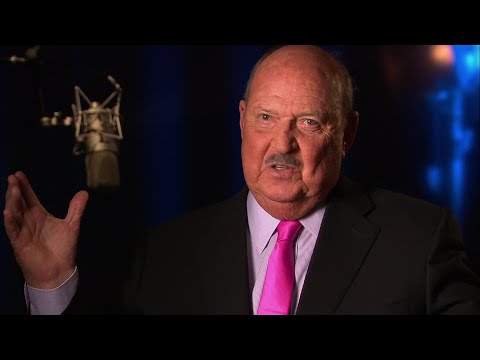 """How Hulk Hogan trained """"Mean"""" Gene Okerlund to be a Superstar (WWE Network Exclusive)"""