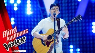 อั๋น - Paris In The Rain - Blind Auditions - The Voice 2018 - 3 Dec 2018