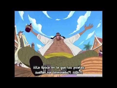 One Piece Luffy Barbanegra Youtube