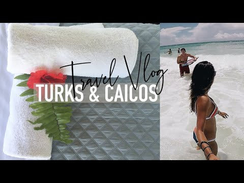 Travel Vlog | TURKS AND CAICOS