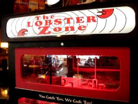 the lobster machine