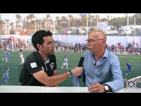 Entrevistas post partido C.F. San Pedro vs C.D. Castellón