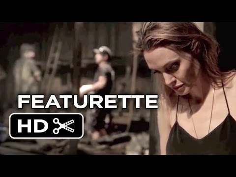 Unbroken Featurette - Angelina Jolie (2014) - War Movie HD