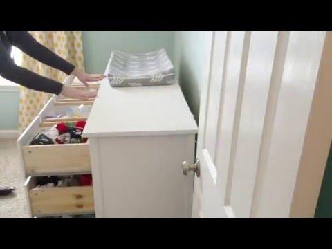 Unanchored Dresser Vs Anchored Dresser   YouTube