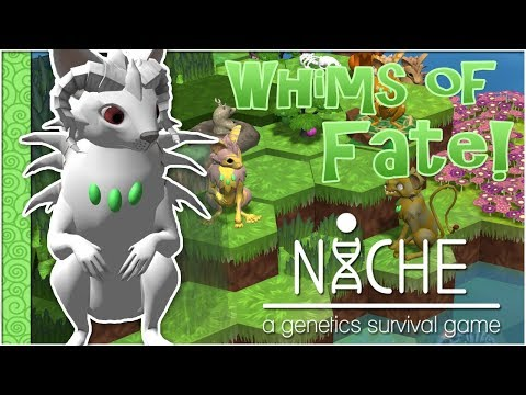 A Snow God's Reappearance & Zombie Nichelings?! 🍀 Niche: Whims of Fate Challenge - Episode #4
