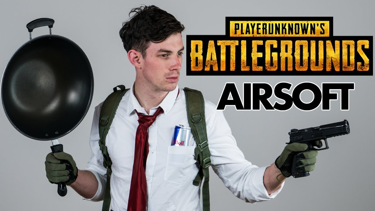 BATTLEGROUNDS With AIRSOFTGUNS