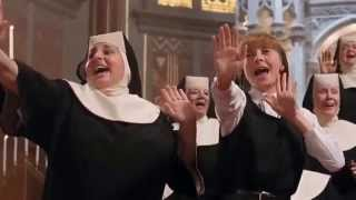 "I Will Follow Him -  (filme "" Mudança de Hábito"" , ""Sister Act"")."